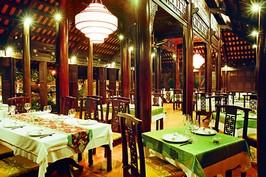 Phong thủy nội thất nhà hàng