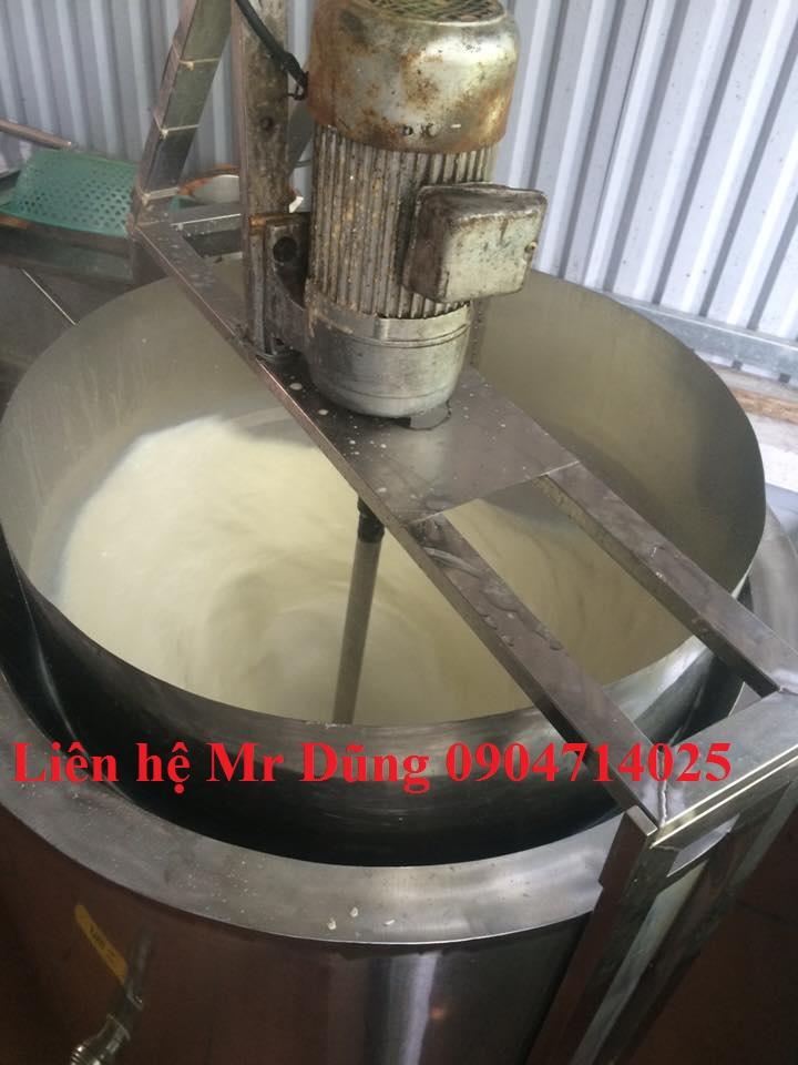 nồi nấu bánh sữa