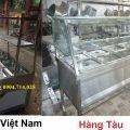 Phân biệt tủ hâm nóng thức ăn Việt Nam và Trung Quốc